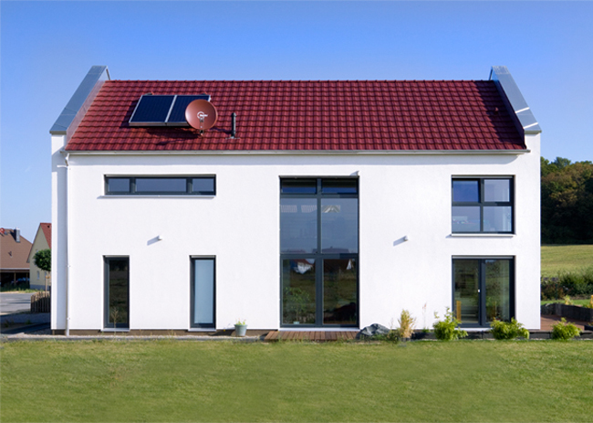 Moderne Satteldachhäuser moderne satteldachhäuser jamgo co